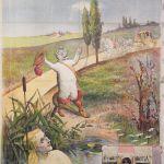 1903. Le Chat botté, affiche de Faria