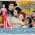 1945. Les Enfants du Paradis, réalisation Marcel Carné, affiche de Jacques Bonneaud