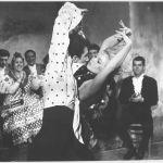 1956. Brigitte Bardot dans La Femme et le pantin de Julien Duvivier, photographie attribuée à Roger Corbeau